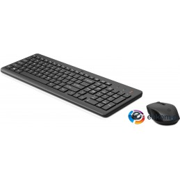 HP 100 Wired Mouse and Keyboard