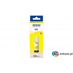 Tusz Epson 103 yellow (C13T00S44A)