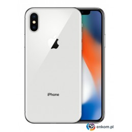 Apple iPhone X 256GB Silver (REMADE) 2Y