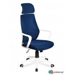 Fotel biurowy MA-Manager 2.8 blue