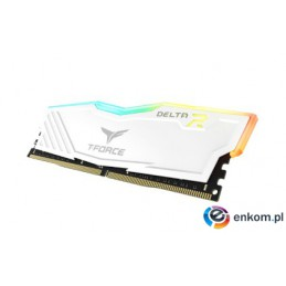 Team Group DDR4 8GB 3200MHz T-Force Delta RGB Whi