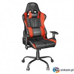 Fotem gamingowy TRUST GXT708R RESTO CHAIR RED