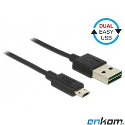 Kabel USB Delock micro...