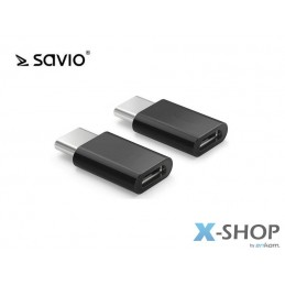 Adapter USB Savio AK-31/B...