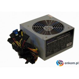 Zasilacz LC-Power OFFICE 600W ATX 120mm aPFC brak k. zas.