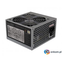 Zasilacz LC-Power OFFICE 350W ATX 120mm PCIe brak k.zas.80+B