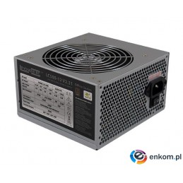 Zasilacz LC-Power OFFICE 400W ATX 120mm PCIe brak k.zas.80+B