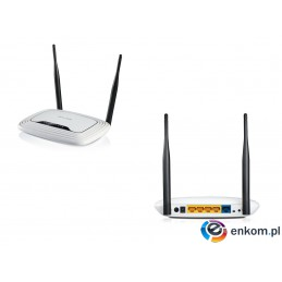 Router TP-Link TL-WR841N PL Wi-Fi N300 2-anteny