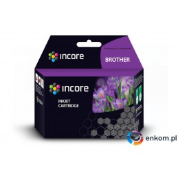 Tusz INCORE do Brother LC 970 Black 30 ml