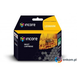 Tusz INCORE do Lexmark 60 Color (17G0060) 23,4ml reg.