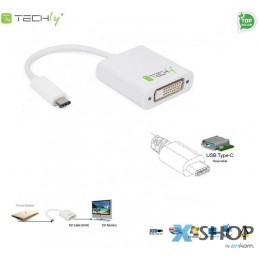 Adapter Techly USB31-DVI...