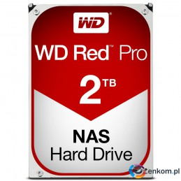 Dysk HDD WD Red Pro...