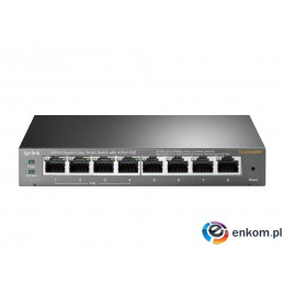 Switch TP-LINK TL-SG108PE...
