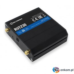 Teltonika Router RUT230 3G GLOBAL VERSION RUT23001E000