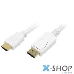 Kabel DisplayPort LogiLink...