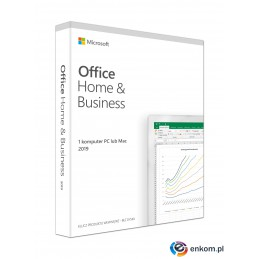 Office Home and Business 2019 Polish EuroZone