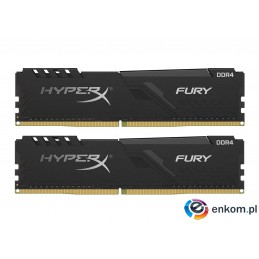 KINGSTON HyperX FURY DDR4 2x16GB 3600MHz Black