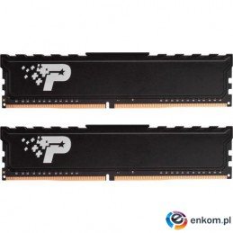 Patriot Premium Black DDR4 2x4GB 2400MHz