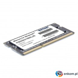 PATRIOT DDR3 8GB Ultrabook 1600MHz CL11 SO-DIMM