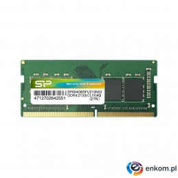 Silicon Power SODIMM DDR4 8GB 2400MHz CL17