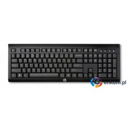 HP K2500 Wireless Keyboard E5E78AA