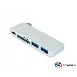 Adapter PORT DESIGNS USB-C do VGA 900125