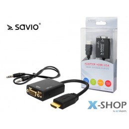 Kabel adapter Savio CL-23...