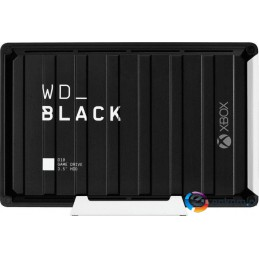 Dysk WD WD_BLACK D10 12TB USB3.0 for Xbox One
