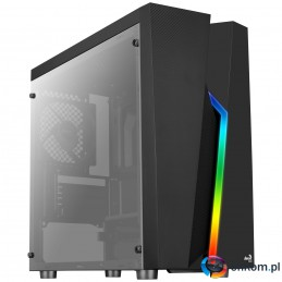 OBUDOWA AEROCOOL PGS BOLT MINI BLACK RGB