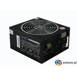 Zasilacz LC-Power GP3 560W ATX 140mm aPFC 80+B BOX