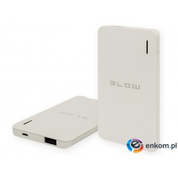 Power Bank BLOW 81-113  (6000mAh  USB 2.0  kolor szary)