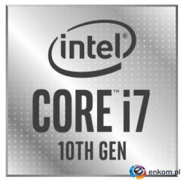 Procesor Intel® Core™ i7-10700K Comet Lake 3.8 GHz/5.1 GHz 16MB FCLGA1200 BOX