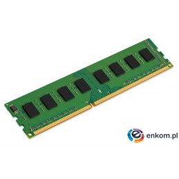 Pamięć Kingston KVR16LN11/4 (DDR3 DIMM  1 x 4 GB  1600 MHz  CL11)