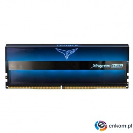Pamięć DDR4 Team Group Xtreem ARGB 16GB (2x8GB) 3200MHz CL16 1,35V Red