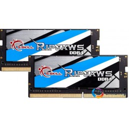 G.SKILL RIPJAWS SO-DIMM DDR4 2X8GB 2666MHZ CL18 1,20V F4-2666C18D-16GRS