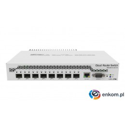 MikroTik CRS309-1G-8S+IN Switch 1x RJ45 1000Mb