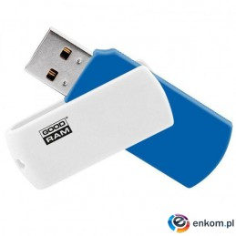 Pendrive GOODRAM UCO2 32GB USB 2.0 White-Blue