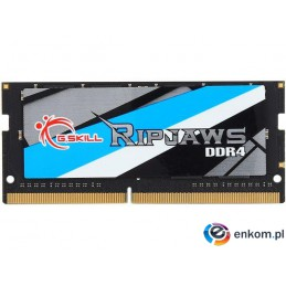 G.SKILL RIPJAWS SO-DIMM DDR4 2X16GB 2666MHZ CL18 1,20V F4-2666C18D-32GRS