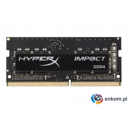 KINGSTON HYPERX SODIMM 16GB 2400MHz DDR4 CL15