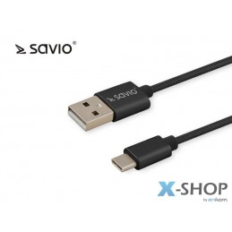 Kabel USB 2.0 Savio CL-129...