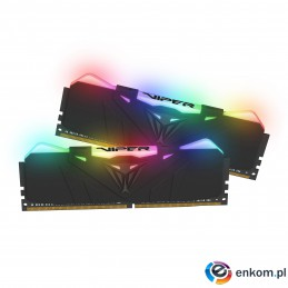 Patriot Viper 4 RGB LED DDR4 2x8GB 4000MHz CL19 XMP