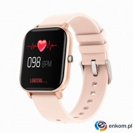 Smartwatch MaxCom fit FW35 Aurum gold-pink