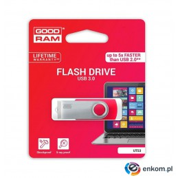 Pendrive GOODRAM Twister 32GB USB 3.0 Red