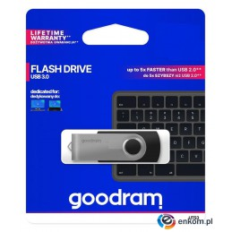 Pendrive GOODRAM UTS3 64GB USB 3.0 Black