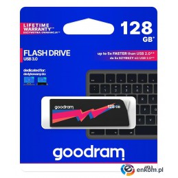 Pendrive GOODRAM UCL3 128GB USB 3.0 Black