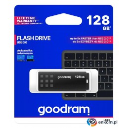 Pendrive GOODRAM UME3 128GB USB 3.0 Black
