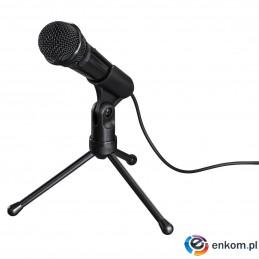 Mikrofon Hama MIC-P35 Allround, czarny