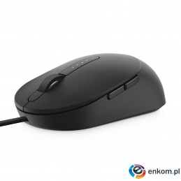DELL Laser Wired Mouse MS3220 Black