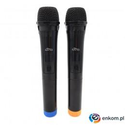 Mikrofony karaoke Media-Tech ACCENT PRO MT395