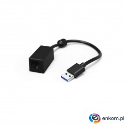 Kabel adapter Hama USB 3.0 - Gigabit Ethernet
